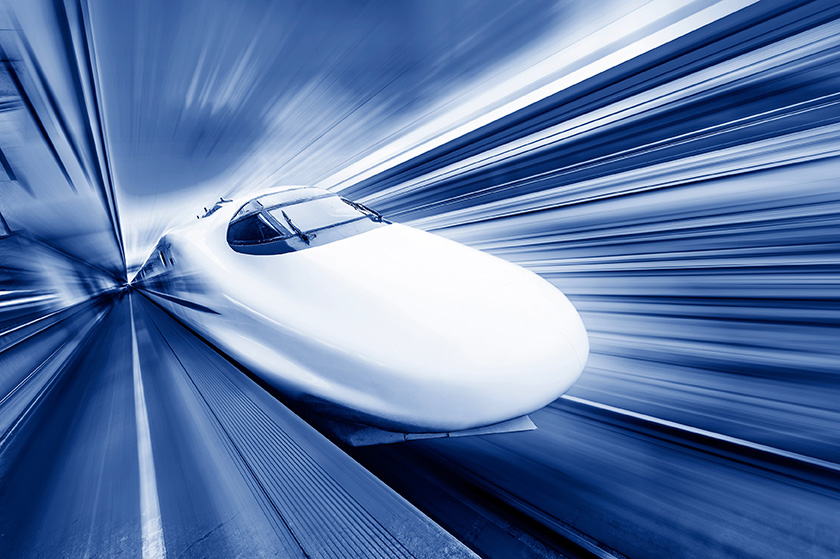 High Speed Rail Proposal Advances to Second Stage